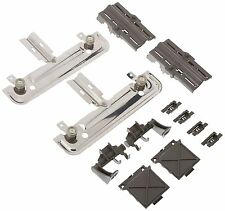 W10712394 Dishwasher Rack Adjuster Kit New- Both Sides