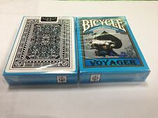 Bicycle voyager Playing Cards deck Rare New Sealed