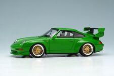 Make Up VISION 1:43 Porsche 911 (993) GT2 Option Equipment Signal Green VM116D