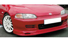 HONDA CIVIC 92-95 3DR MUGEN PLASTIC FRONT LIP - CARBON CULTURE - HIGH QUALITY