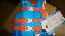 lifejacket waterski canoe pfd vest coleman child 15 to 25 kg