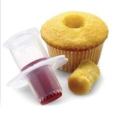 Random color Baking tools Corer Plunger Cutter Decorating Pastry Divider Filler