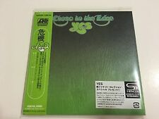 yes - close to the edge (UK 1972)  japan mini SHM CD