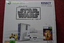 jeux video CONSOLE MICROSOFT XBOX 360  SLIM KINECT STAR WARS EDITION LIMITEE