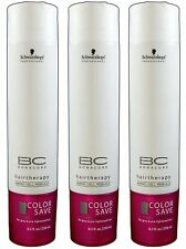 Bonacure - Color Save True Silver Toning Shampoo 8oz [PACK OF 3!]