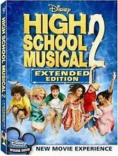 High School Musical 2 - Extended Edition [DVD] By Zac Efron,Vanessa Hudgens,Bil