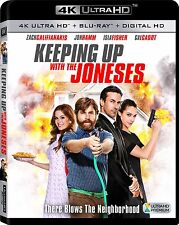 Keeping Up with the Joneses (4K Ultra HD)(UHD)