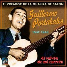 rare CD salsa GUILLERMO PORTABLES 1937-1943 Timoteo RUMBA ALEGRE asi es guajira