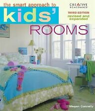 The Smart Approach to® Kids' Rooms, 3rd edition (Home Decorating) - LikeNew