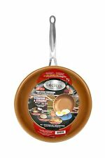 "Gotham Steel 9.5"" Non-Stick Copper Titanium Frying Pan by Daniel Green - NEW"