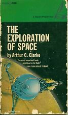 THE EXPLORATION OF SPACE  by Arthur C. Clarke