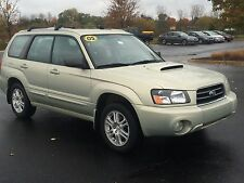 Subaru: Forester 5dr Wgn 2.5X