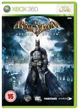 Xbox 360 - Batman Arkham Asylum **New & Sealed** Official UK Stock