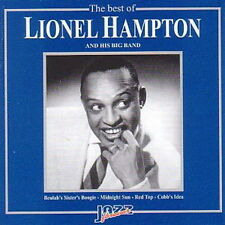 Lionel Hampton And His Big Band The Best Of 2000 CD Album