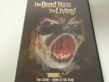 THE DEAD HATE THE LIVING  DVD - HORROR FILM ZOMBIES DEATH EVIL -  FULL MOON