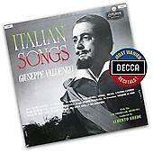Giuseppe Valdengo: Italian Songs, Vol. 47 (2014)