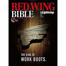 Lightning Special Issue / RED WING BIBLE magazine / from Japan