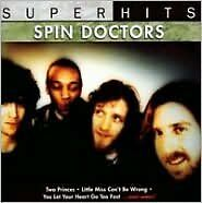 SPIN DOCTORS : SUPER HITS (CD) sealed