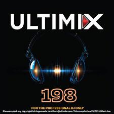 Ultimix 198 CD Ultimix Records Martin Garrix Daft Punk P!nk Bruno Mars Breach