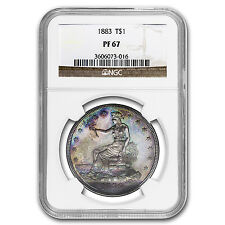 1883 Trade Dollar PF-67 NGC - SKU #91833