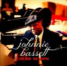 I Can Make That Happen * by Johnnie Bassett (CD, Jun-2012, Sly Dog Records)