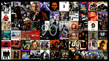 Music Videos of Hip-Hop Oldschool Hits Part 1 & 2 (14 DVD's) 408 Music Videos