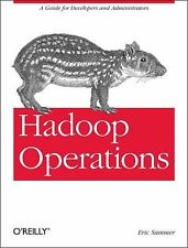 Hadoop Operations by Eric Sammer (2012, Paperback)