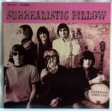 JEFFERSON AIRPLANE SURREALISTIC PILLOW RARE LP 180g DCC