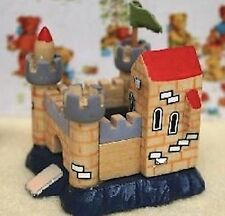 Wooden  Fort / Castle, Dolls House Miniatures Nursery  1/12 scale
