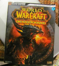 Brady Games World of Warcraft Cataclysm guide