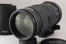 【B- Good】 Nikon AF-S Zoom-NIKKOR 80-200mm f/2.8 ED IF D Lens w/Hood JAPAN #2270