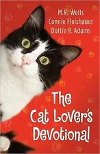 The Cat Lover's Devotional New Book Bible Study Kittens Cats Pets Softcover