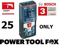 25 ONLY!! Bosch GLM 50 C PRO Laser Measure Bluetooth 0601072C00 3165140822909