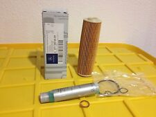 Genuine Mercedes Benz Oil Filter, windshield Fluid & Drain Bolt Seal A2711800509