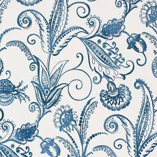 Marburg Tapeten ZUHAUSE WOHNEN 3 Vliestapete 54759 Floral Design weiß blau (3,41