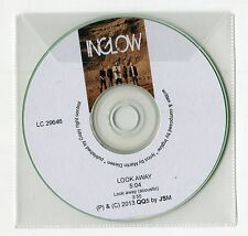 Inglow - cd-PROMO - LOOK AWAY (5.04 Min.) © 2013 - Norway-1-Track-CD - ROCK