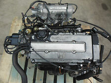 HONDA CIVIC 88-91 DOHC VTEC ENGINE B16A ENGINE OBD0 CIVIC CRX 1.6L VTEC ENGINE