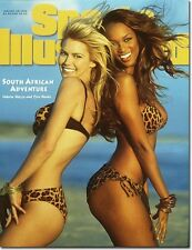 1996 Tyra Banks and Valerie Mazza Sports Illustrated Swimsuit Issue
