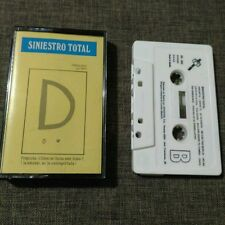 CASSETTE - SINIESTRO TOTAL - GRANDES EXITOS - WE ARE THE WORLD - MICHAEL JACKSON