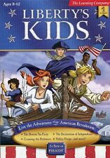 LIBERTY'S KIDS (2002) PC/MAC CD-ROM NEW & FACTORY SEALED