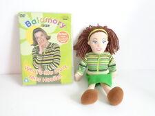 "BALAMORY - MUSICAL 9"" MISS HOOLIE SOFT TOY + MISS HOOLIE DVD"
