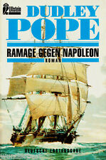 "Dudley Pope - "" Ramage Bd.10 - RAMAGE gegen Napoleon "" (1996) - tb"