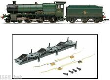 'New' Genuine Hornby X9354 Grange Class Chassis Bottom Pickup Contacts & Screws