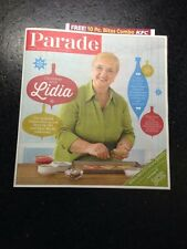 Parade Magazine Dec 8, 2013  Lydia Bastianich Christmas With Lydia Current