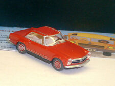 834:  Mercedes  Benz 280 SL Coupe, rot