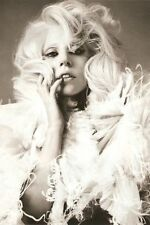 Lady Gaga- Best Female Pop Vocal Performance Poster Fabric Silk 60x90cm Print103