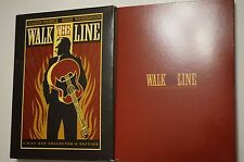 WALK THE LINE MAN-CAVE MOVIE 2 Disc Collector's Edition ) FREE SHIP U.S.A.