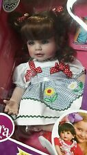 "Adora ""Daisy Delight"" 20'' Baby Doll, Red Hair  with Blue Eyes NRFB"