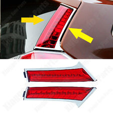 2PCS Rear LED Lamp Taillight Brake Light For Nissan Rogue X-trail 2014 2015 ct