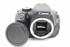 Canon EOS 600D (EOS Rebel T3i / EOS Kiss X5) 18MP 3''SCREEN DSLR CAMERA